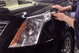 Бронирование автомобиля пленкой экономит средства