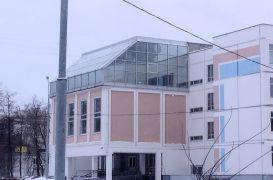 Тонировка зданий 2